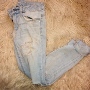 Set of two jeans! American Eagle & Monkey